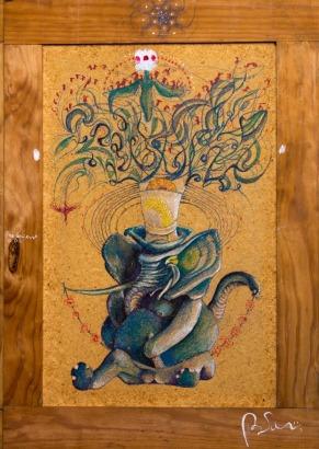 "Bacco Artolini- "" Creation and compulsion"" collection Lisbon 2015- the universe is O.C."