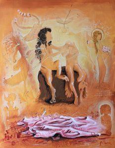 """""""Il battesimo della Venere"""""""