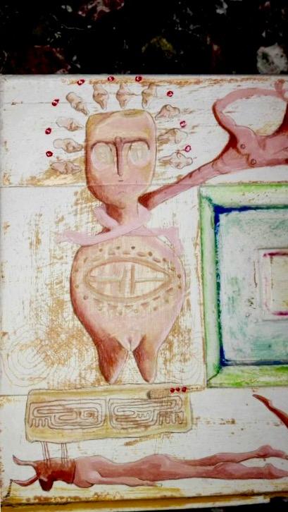 Detail n 1 Icaro board