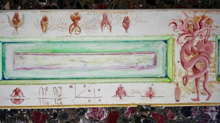 Detail 5 icaro board