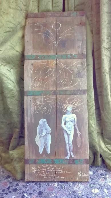 Aphrodite board - Crete 2016