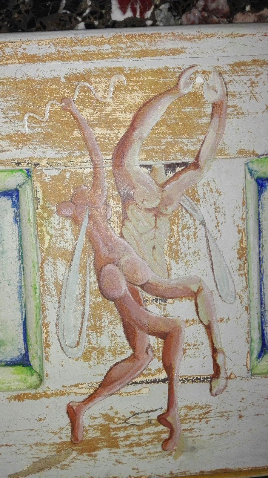 Detail n3 Icaro board