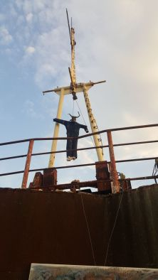 nave russa morte Giacomino Taurozzi