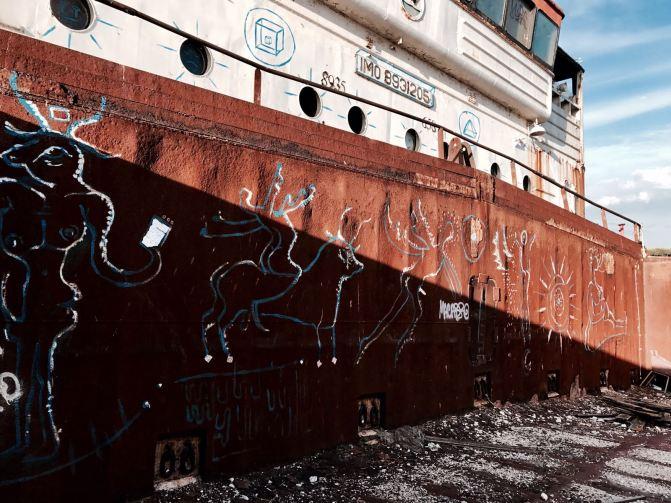 Ravenna mostra nave russa 15