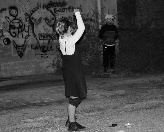 Darsena Ravenna performance onico giannetta linda ricci
