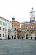 Ravenna-Piazza del Popolo- Performance6- Onico Giannetta