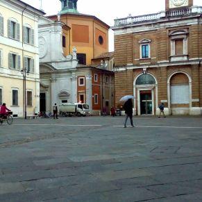Ravenna-Piazza del Popolo- Performance18- Onico Giannetta