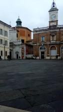 Ravenna-Piazza del Popolo- Performance11- Onico Giannetta