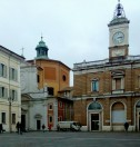 Ravenna-Piazza del Popolo- Performance23- Onico Giannetta