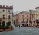 Ravenna-Piazza del Popolo- Performance12- Onico Giannetta