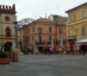 Ravenna-Piazza del Popolo- Performance5- Onico Giannetta