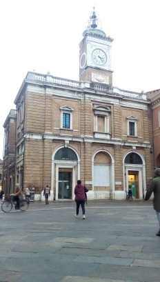 Ravenna-Piazza del Popolo- Performance34- Onico Giannetta