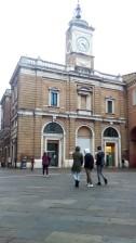 Ravenna-Piazza del Popolo- Performance2- Onico Giannetta