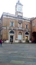 Ravenna-Piazza del Popolo- Performance14- Onico Giannetta