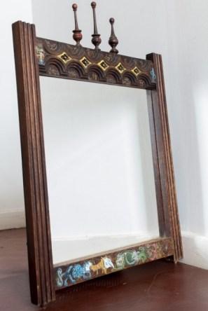intervento arte specchio portoghese- Lisbon 2017