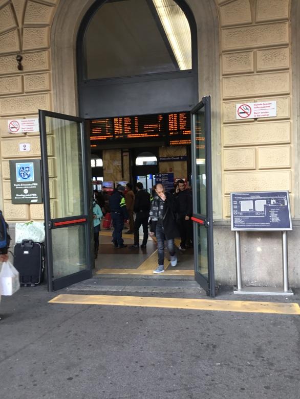 Onico stazione Bolo 1