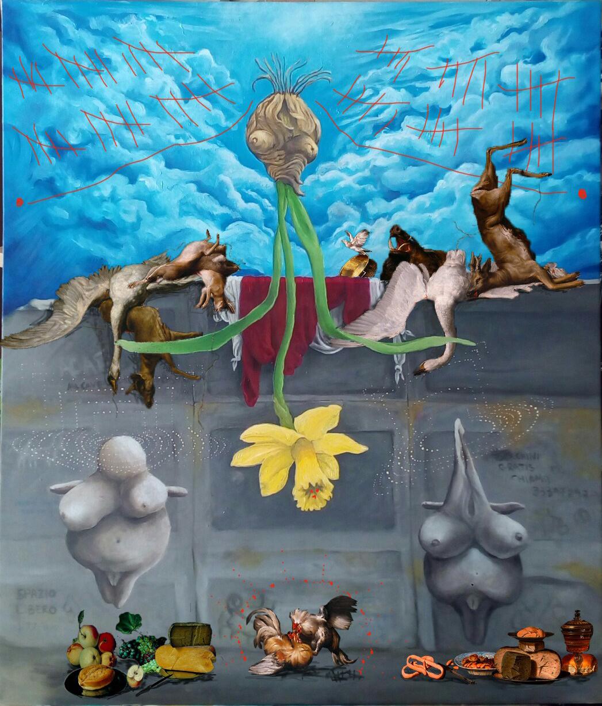 Bacco Artolini Frans Snyders Clara Peeters Floris Van Dick arte digitale