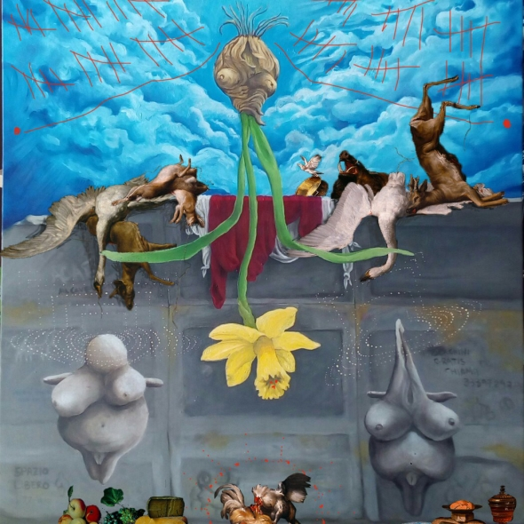 arte Bacco Artolini Frans Snyders Clara Peeters Floris Van Dick dipinto