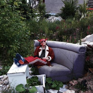 Aphrodite wild sofa