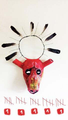 Mask: Afrodite la strega