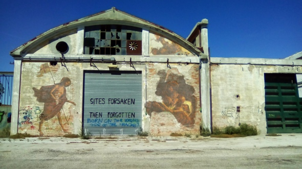 Bacco Artolini Ravenna street art 2