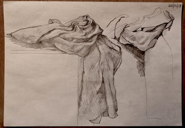 sketch studio 3 Bacco Artolini artist Ravenna