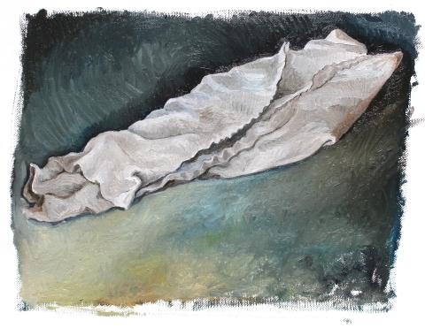 artist Bacco Artolini Ravenna painting dipinto