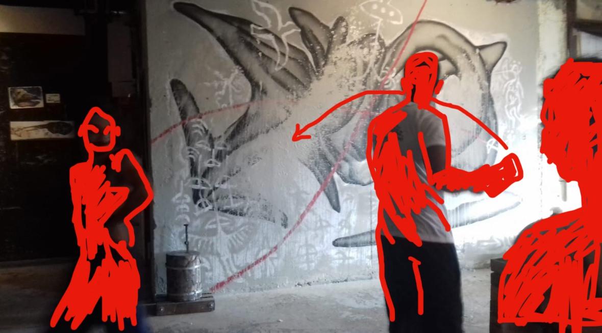bacco artolini dissenso cognitivo Ravenna performance